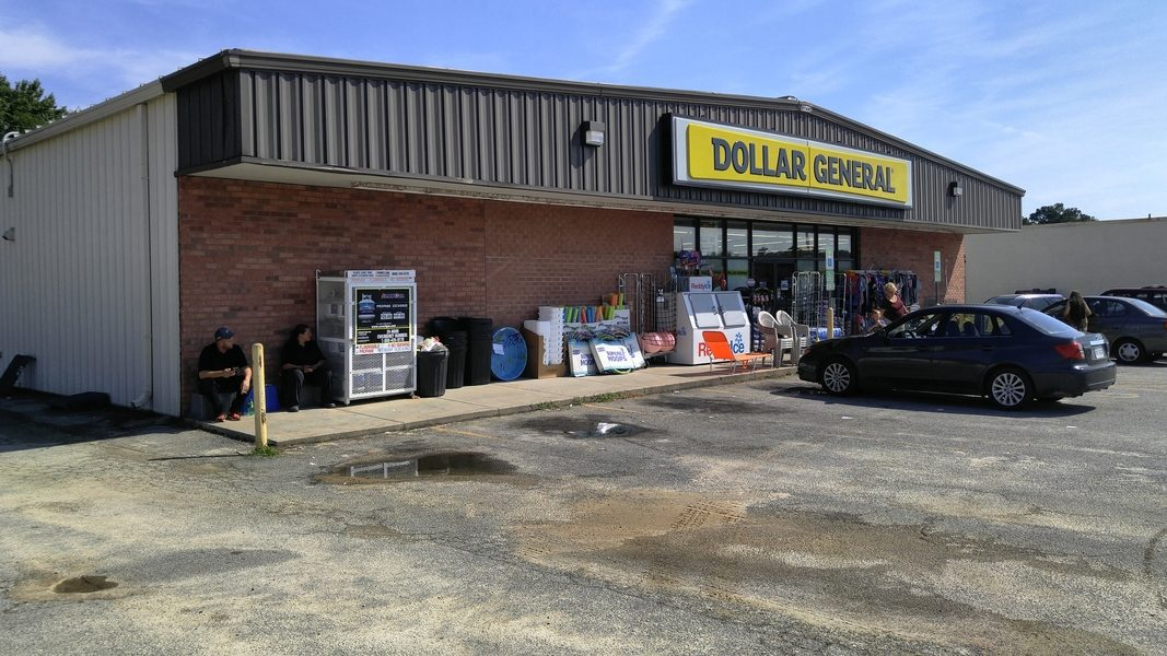 Dollar General, Four Oaks, NC