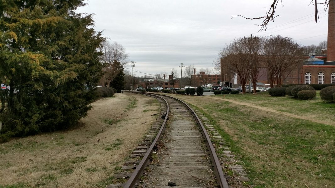 Durham Rails to Trails Line, Durham, NC